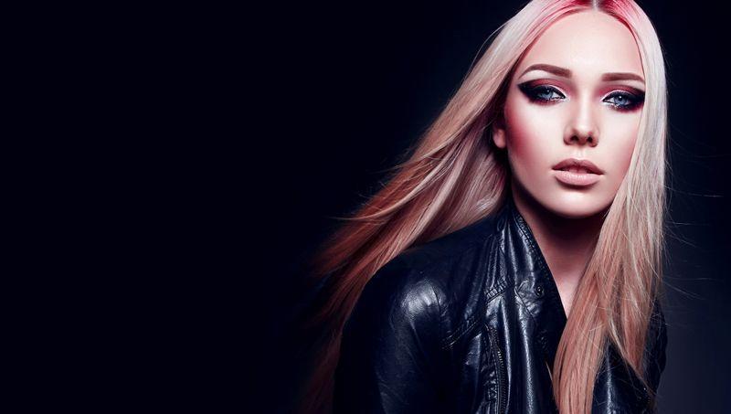 Золотая роза - цвет волос 2021