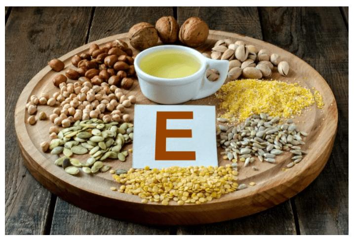 Как витамин Е помогает при выпадении волос