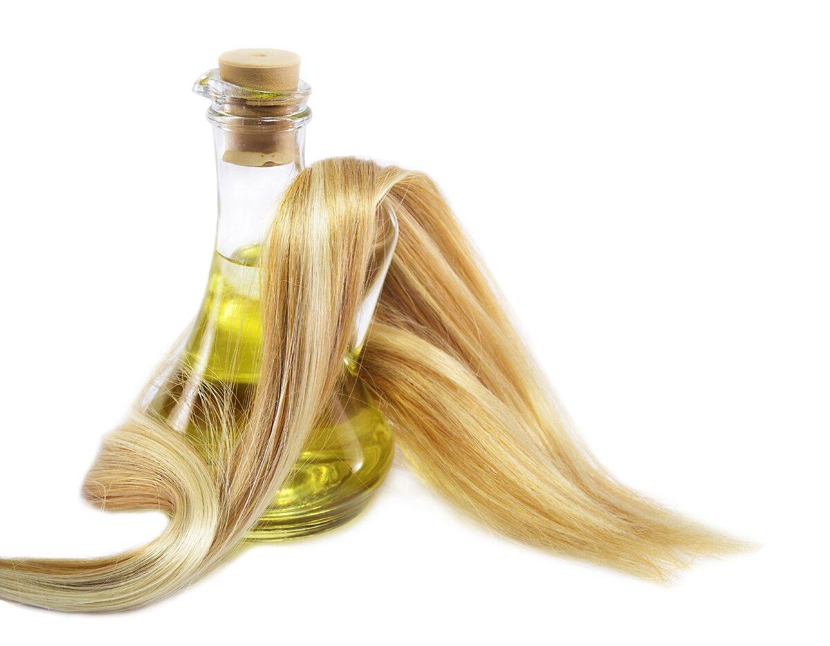 Применение масел для роста волос