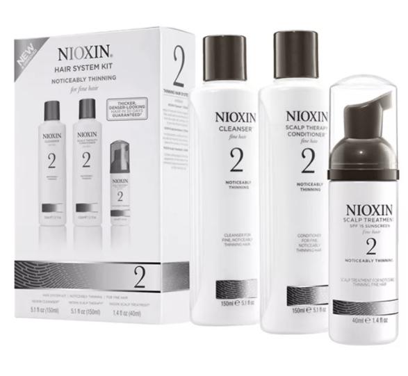 Ниоксин шампунь от выпадения