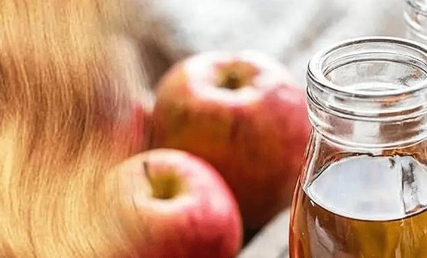 Яблочный уксус для волос от выпадения