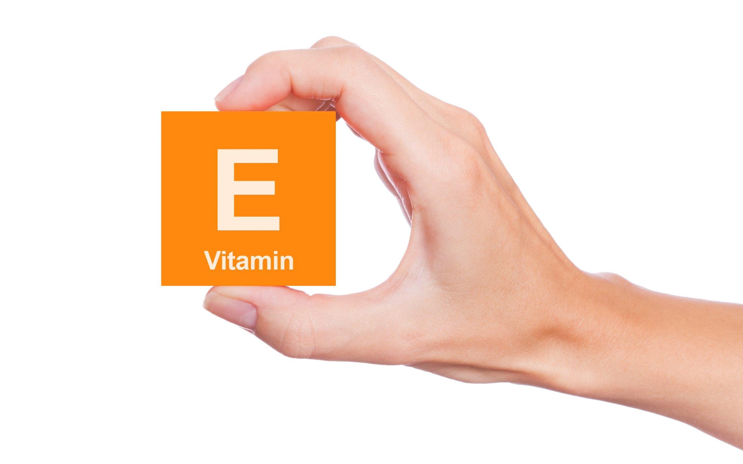 Витамин Е от выпадения волос