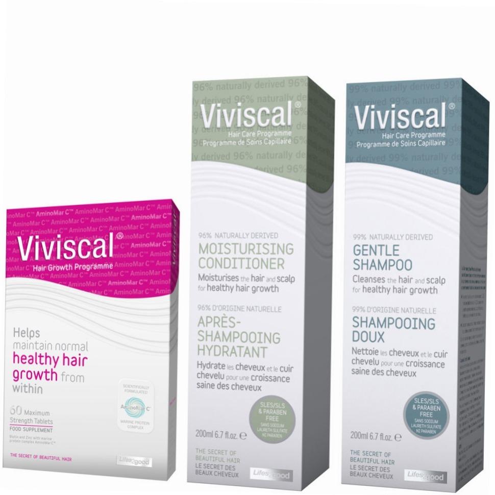 Viviscal - одна из тех компаний по выпадению волос, о которых вы, возможно, слышали