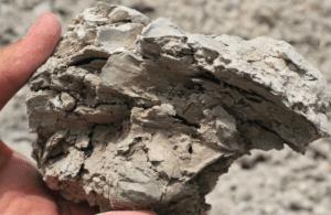 бентонитовой глины