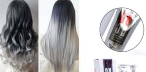 Color Crave Временный краситель для волос, мерцающая платина