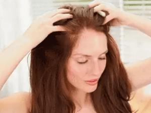 Делайте массаж кожи головы