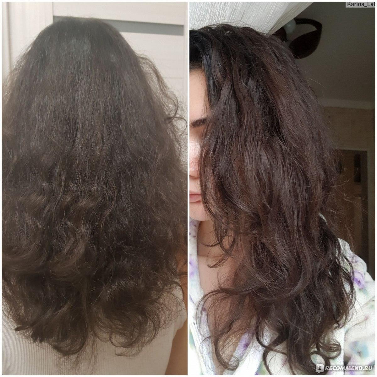 Восстановление истонченных волос