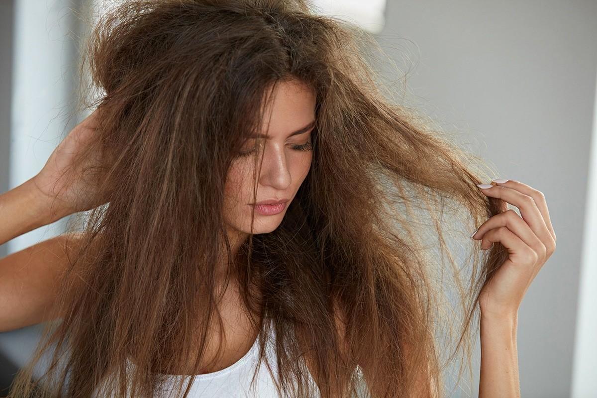 Предотвратить ломкость волос