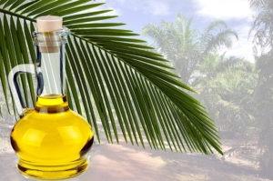 масло пальмы для волос