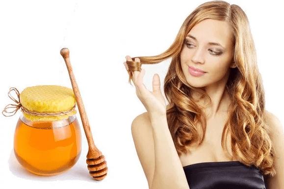 Мед для роста волос