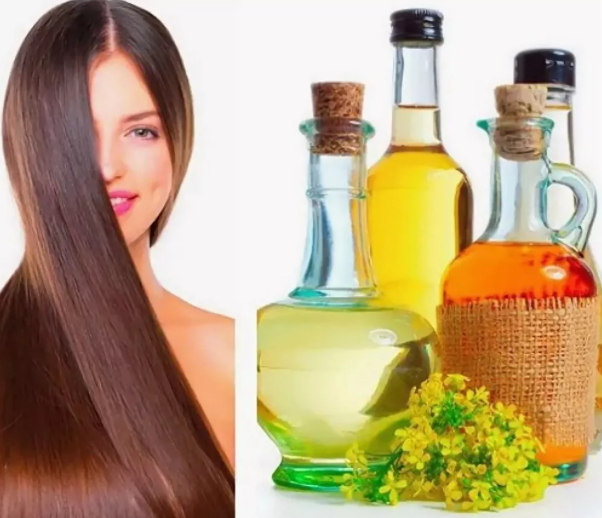 Натуральные средства от выпадения волос