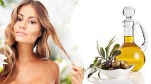 Оливковое масло для волос для увлажнения