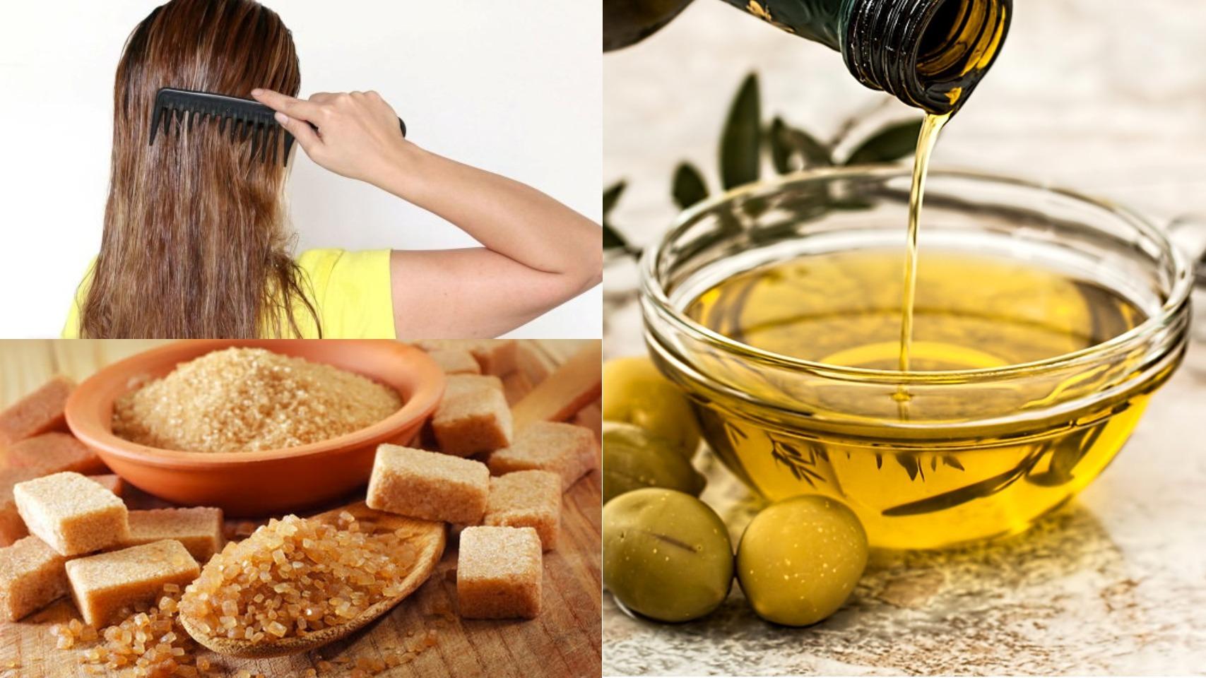 Рецепт скраба для волос в домашних условиях