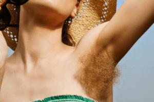 Сколько волос на подмышках