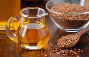 Масло семян льна для волос можно приготовить в домашних условиях