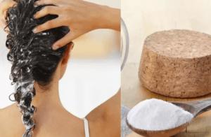 Скраб волос