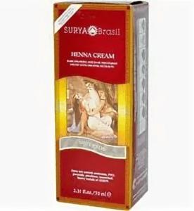 Surya Brasil Products Крем с хной, Silver Fox