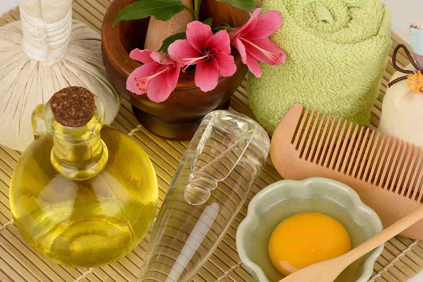 Как увлажнить волосы домашними средствами