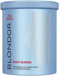 Wella Blondor Multi-Blonde Powder Lightene