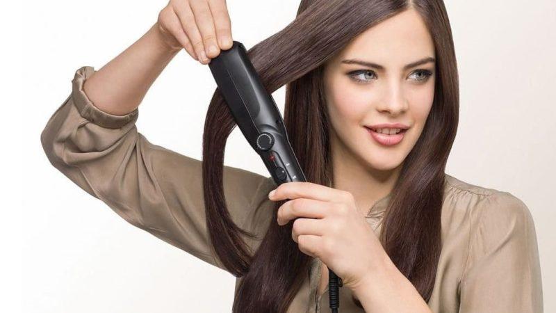 Керамика или турмалин для волос