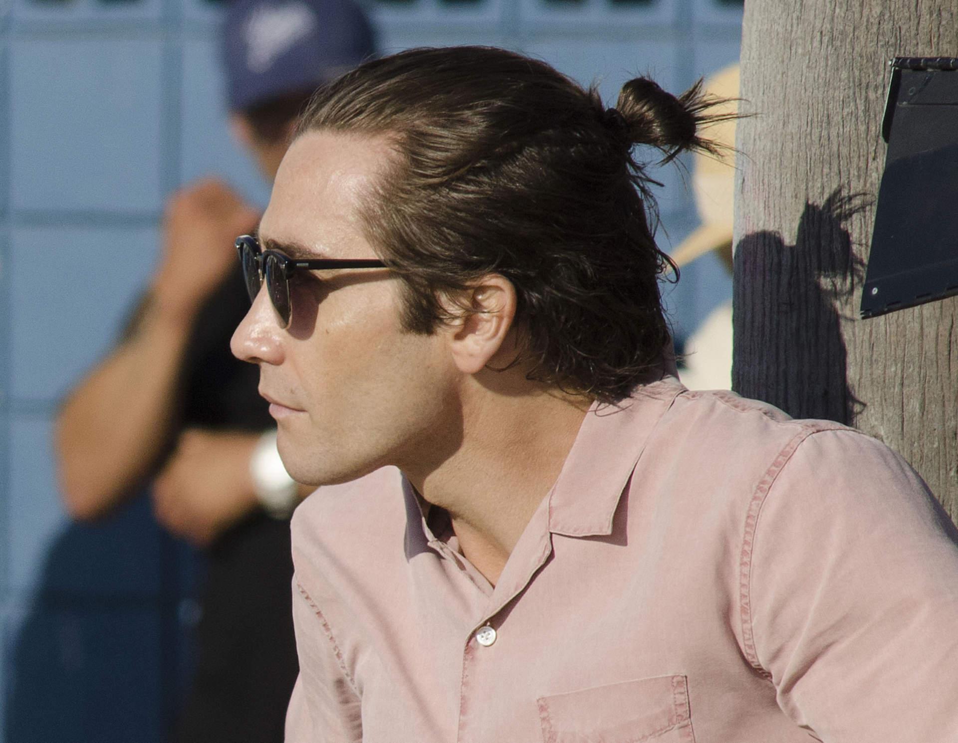 Отращивание мужских волос