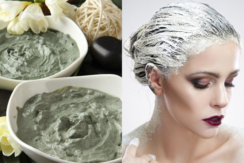 Глина для кожи головы и волос