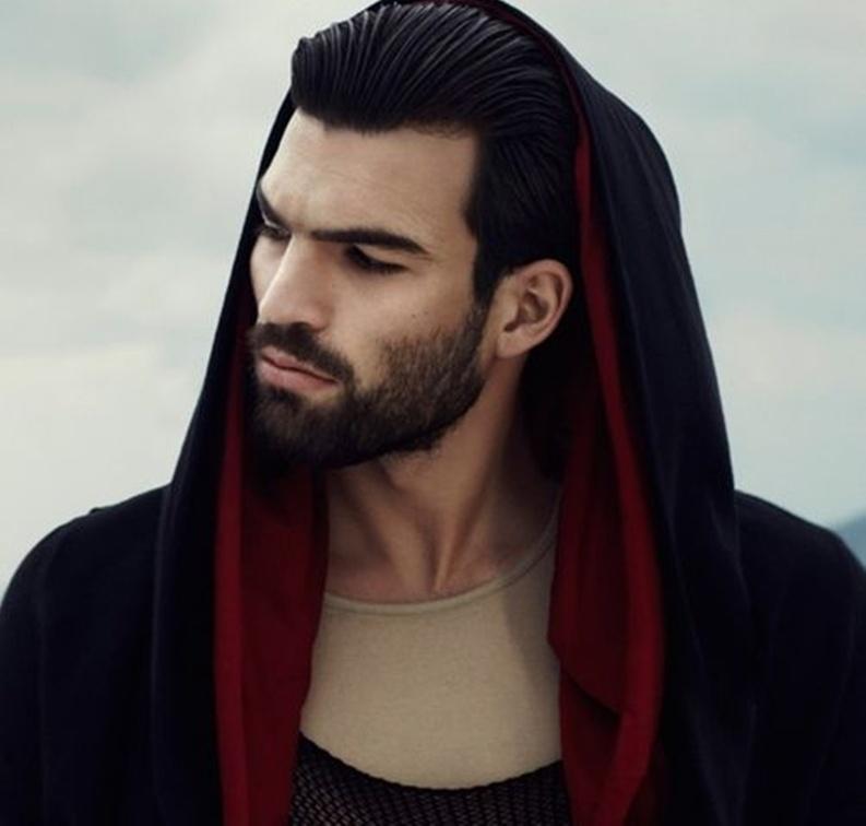 Греки волосы