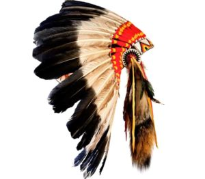Индейские повязки на голову