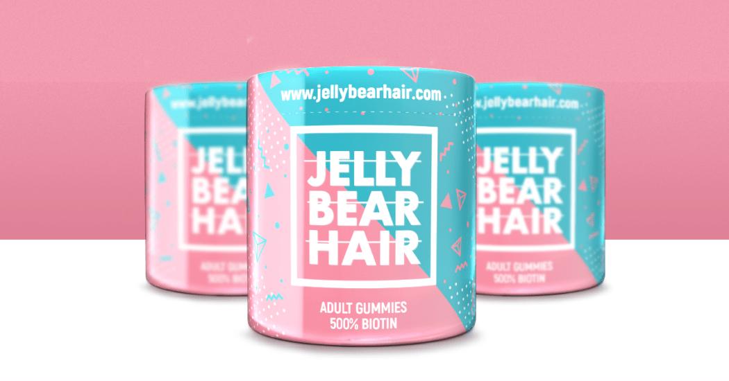 Jelly Bear Hair для волос