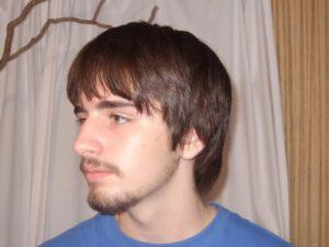 Юноша борода