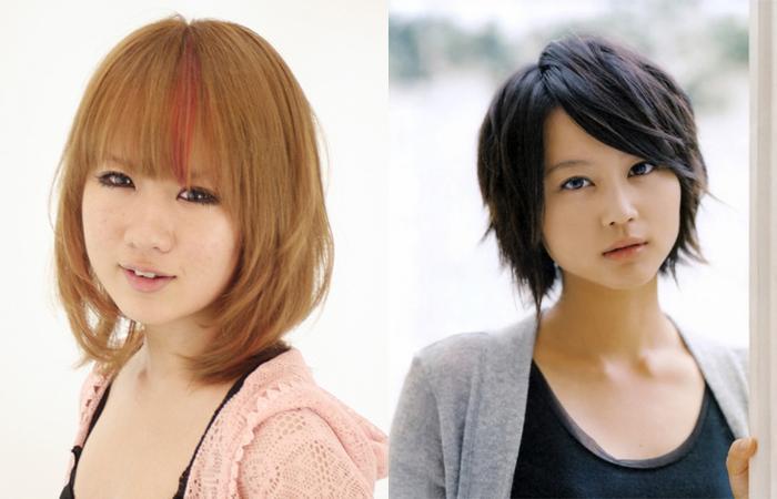 Китаянки с короткими волосами фото