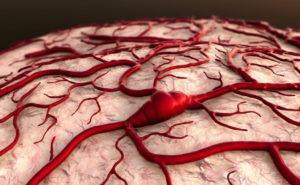 кровообращения кожи головы