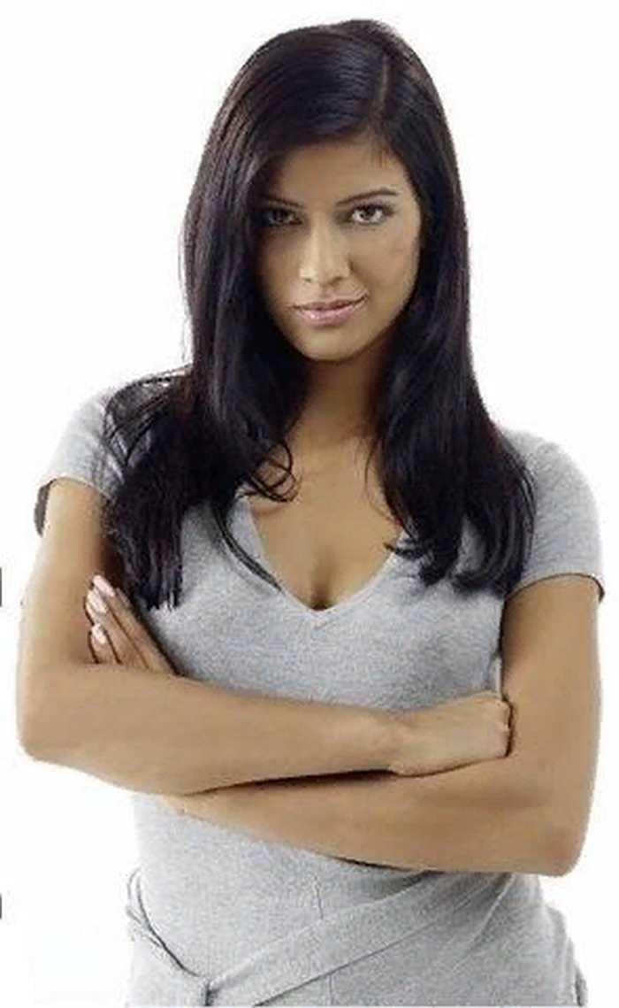 Мадина Тахер