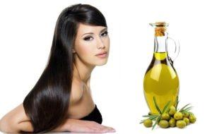 Оливковое масло против перхоти