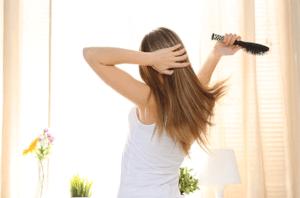 Омега-3 уменьшает выпадение волос