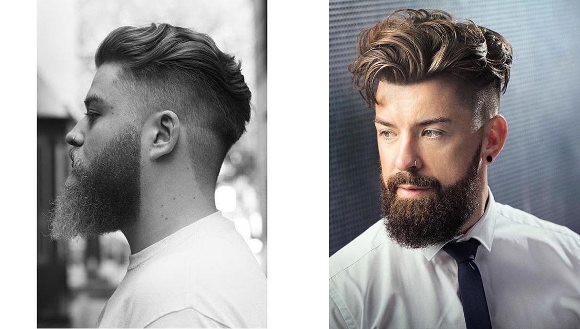 Отращивание мужских волос прически на фото
