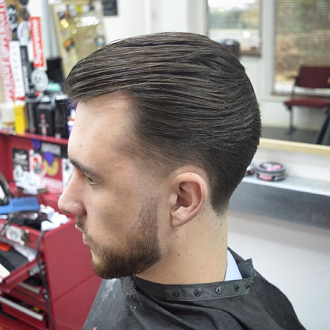 Отращивание мужских волос стрижки