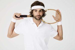 Повязки для тенниса на голову