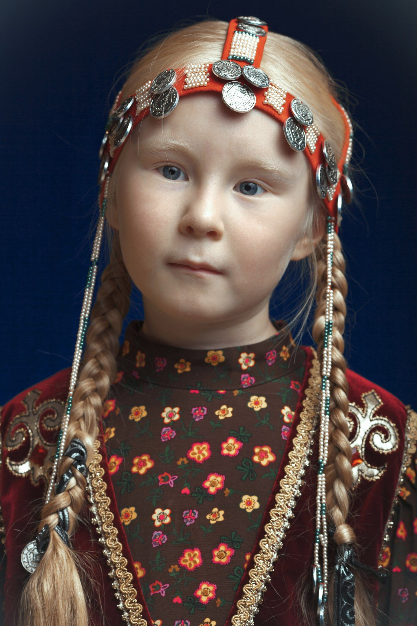 Татары цвет волос фото