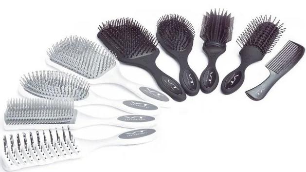 Типы расчесок для волос