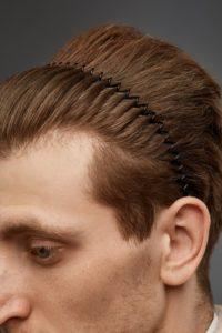 Волнистые повязки на голову