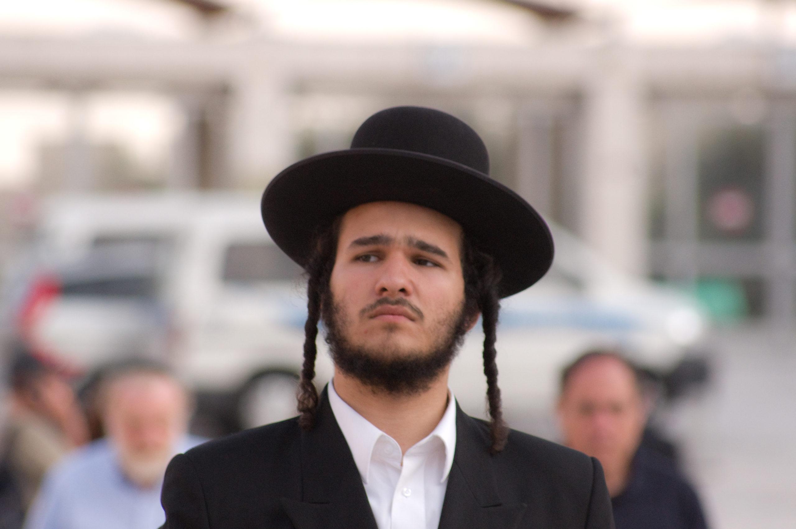 Волосы евреев