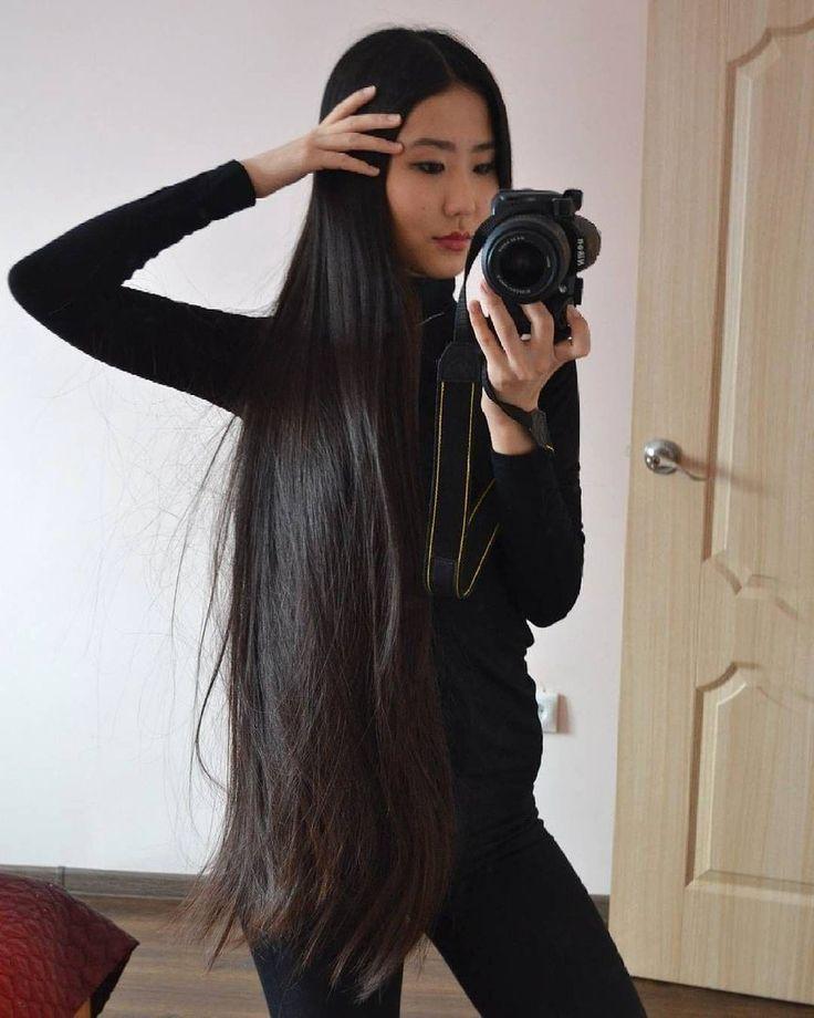Волосы казашек фото