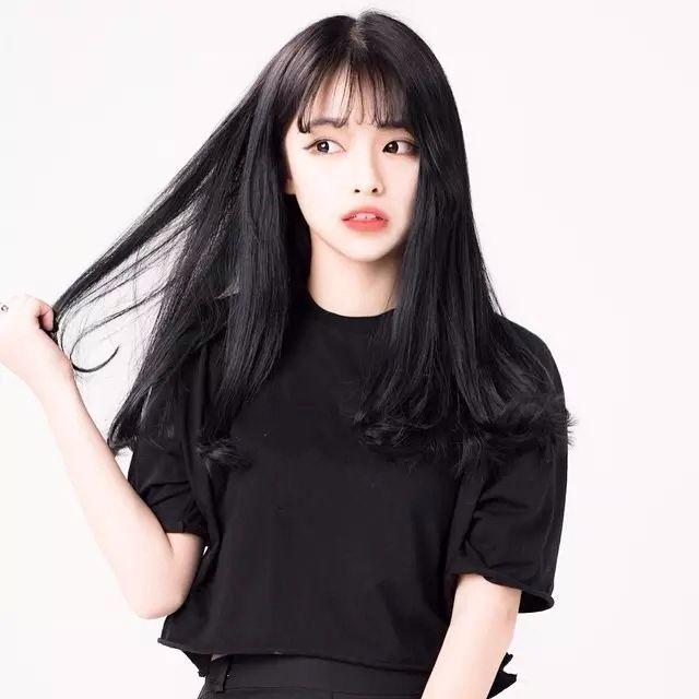 Волосы кореянок