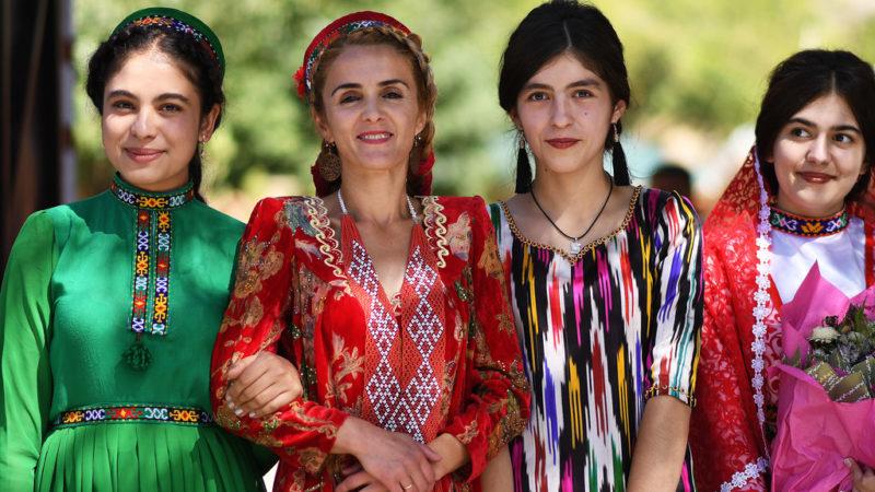 Волосы таджиков