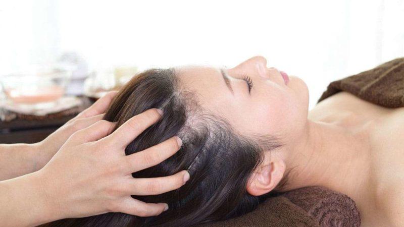 Вред для кожи головы