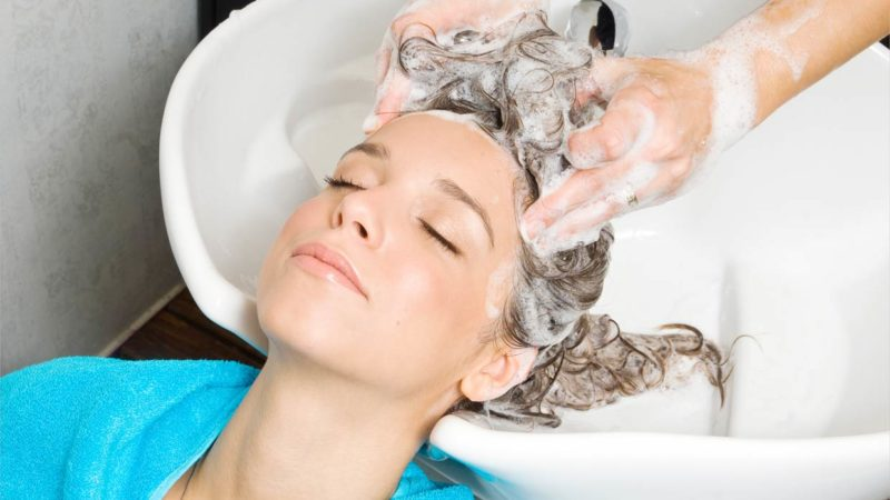 Норма выпадения волос при мытье