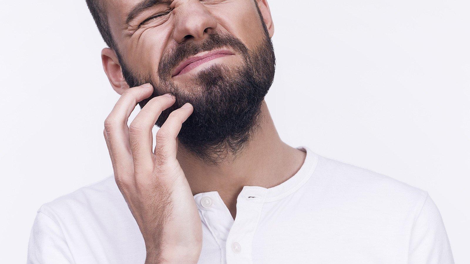 Зуд бороды