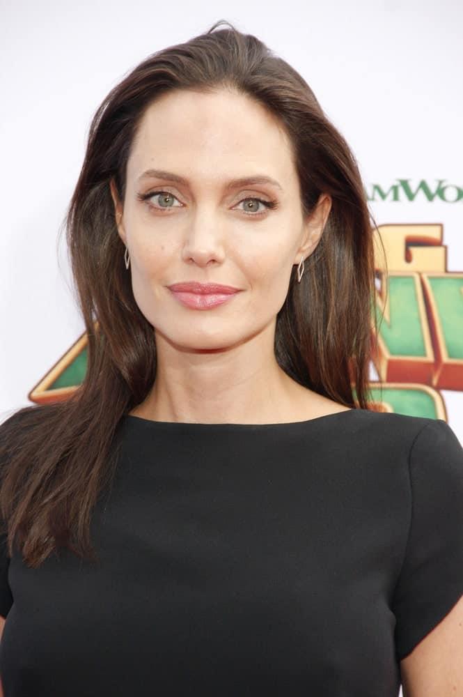 Анджелина Джоли в 2016 году