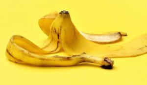банана для ломких волос